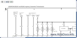 honda cr v 2007 2008 service manual repair manual order u0026 download
