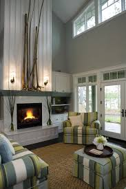 Rugs For Fireplace Hearths Flush Hearth Fireplace Living Room Contemporary With Sconce Woven