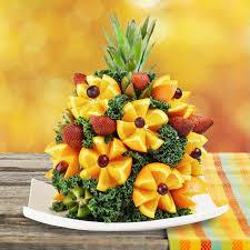 fruit bouquet tulsa vegan gift baskets