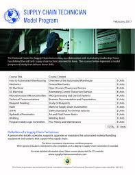 model program