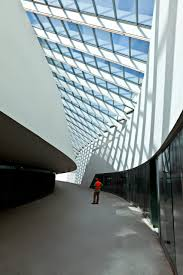 Italy At High Speed By by Zaha Hadid Architects Builds First Phase Of High Speed Rail