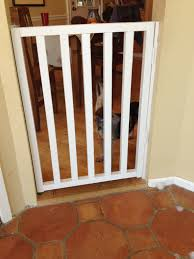 Extra Wide Gate Pressure Mounted Weekend Project 2 Revealed Diy Wooden Baby Gate