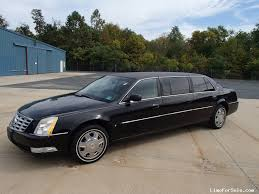cadillac cts limo used 2008 cadillac dts sedan stretch limo accubuilt plymouth