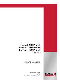 case ih u115 service manual motor oil machines