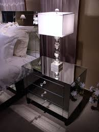 glass side tables for bedroom glass bedroom side tables rizz homes