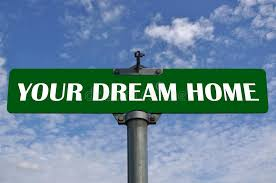 your dream home your dream home road sign stock photo image of dream 20695814