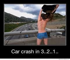 Car Wreck Meme - car crash meme database what lol