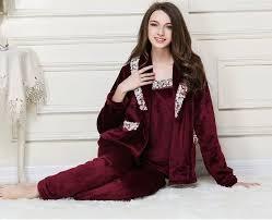 femme de chambre bordeaux pyjama bordeaux pour femme pyjama bordeaux et robe de chambre femme
