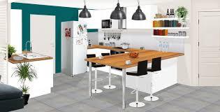 cuisine sol gris cuisine avec un sol gris photos de design d intérieur et