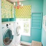 paint color portfolio tiffany blue laundry rooms apartment therapy