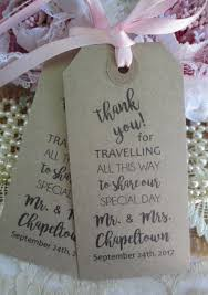 thank you for travelling share our special day personalized