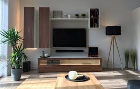 Tv In Dining Room Living Room Wooden Media Tv Stands Tv Panel Designs For Living