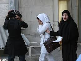 crackdown in iran over dress codes