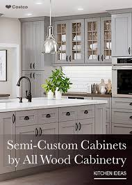what are the best semi custom kitchen cabinets semi custom kitchen and bath cabinets by all wood cabinetry