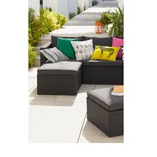 orlando chaise get the look garden furniture george at asda