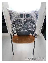 by nord walrus cushion chairs and vintage