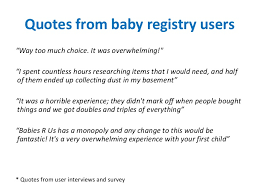 babies registry baby simplify