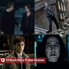 scenes harry potter deathly hallows 2 2011