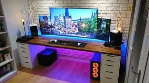 jeux de au bureau gaming setup update pc http amzn to 2sb3bj3 jeux