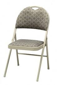 Folding Chair Fabric Meco Folding Chairs Foter
