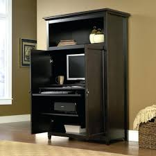Large Corner Desk Plans by Superb Corner Armoire Desk Plans Desk And Hutch Combo Office
