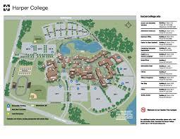 Uic Campus Map Harper College Psychology Department