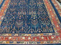 Red And Blue Persian Rug by Navy Oriental Rug Roselawnlutheran