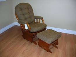 glider rocker with ottoman fascinating rocker glider recliner with ottoman image of glider