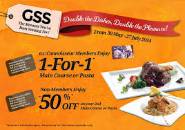 concerto en cuisine foodiefc the connoisseur concerto tcc 1 for 1 gss promotion