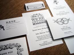 print wedding invitations print wedding invitations wedding corners