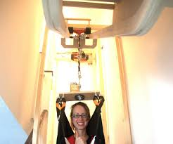 disabled hoist lift 4 steps with pictures
