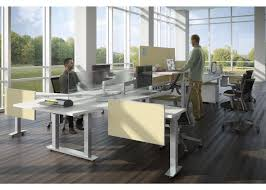Adjustable Height Desk Plans by Pecks Op Office Furniture