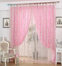 Beige And Pink Curtains Decorating Bedroom Brilliant Curtain New Design Picture More Detailed About