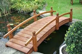 wooden bridge plans wooden garden bridge wooden garden bridge over pond wood garden