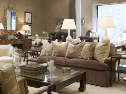 Light Brown Sofa by I Like The Soft Light Pillows On The Brown Sofa Would Add A Bone