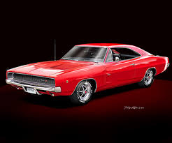 dodge charger standard 1968 1969 dodge charger prints by danny whitfield