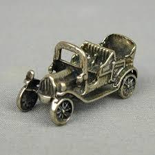 peugeot cars old models vintage peugeot sterling silver old car charm pendant from