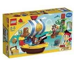 lego duplo jake neverland pirates jake pirate ship