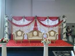 Indian Wedding Chairs For Bride And Groom Wedding Stage Sofa Set U0026 Chairs For Bride U0026 Groom From Classic