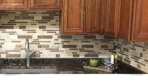 TRAVERTINE SUBWAY MIX Backsplash Tile Ivory Beige Brown - Travertine backsplash tile