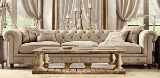 Chesterfield Sofa Restoration Hardware by Decoration Chesterfield Sofa Restoration Hardware With