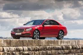 2017 mercedes benz e300 first drive review motor trend
