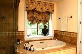 Small Bathroom Window Curtain Ideas Red Bathroom Decor Pictures Ideas Tips From Hgtv Colorful