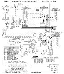 lennox ac wiring diagram wiring diagram and schematic diagram images