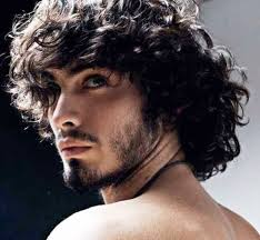 Short Hairstyles For Men With Thick Hair Best 25 Men U0027s Haircuts Curly Ideas On Pinterest Men Haircut