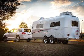 Travel Trailers With King Bed Slide Out Legacy Elite Ii Travel Trailer Oliver Travel Trailers