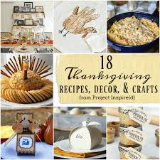 make thanksgiving special recipes decor crafts to inspire