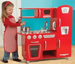 Kidkraft Kitchen Red - kidkraft red retro kitchen replacement parts kitchen cabinets