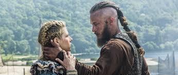 lagatha lothbrok hairstyle download wallpaper 2560x1080 vikings historical drama travis