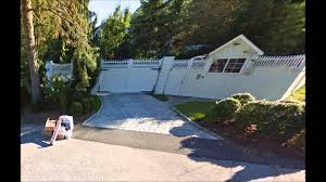 Clinton House Chappaqua by Inside The Clintons Home Youtube